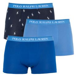 3PACK pánské boxerky Ralph Lauren vícebarevné (714662050054)