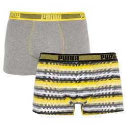 2PACK pánské boxerky Puma vícebarevné (501004001 020)