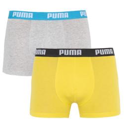 2PACK pánské boxerky Puma vícebarevné (521015001 006)