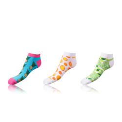 3PACK ponožky Bellinda vícebarevné (BE491005-329)