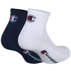 2PACK ponožky Champion vícebarevné (Y09LO)