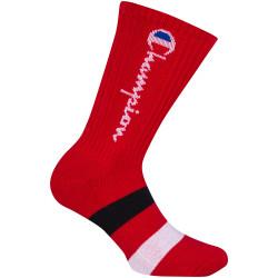 Ponožky Champion červené (Y09LK)