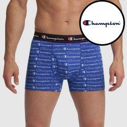 Pánské boxerky Champion modré (Y08QX)