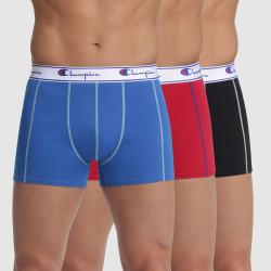 3PACK pánské boxerky Champion vícebarevné (Y081T)