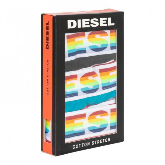 3PACK pánské jocksy Diesel vícebarevné (00SH9I-0QAXR-E4965)