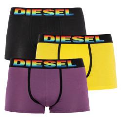 3PACK pánské boxerky Diesel vícebarevné (00ST3V-0QAXR-E4966)