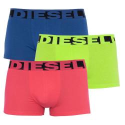 3PACK pánské boxerky Diesel vícebarevné (00SAB2-0PAWE-E4973)