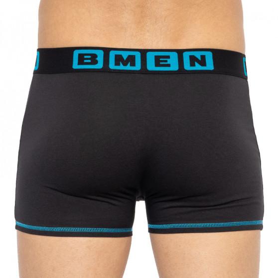Pánské boxerky Bellinda černé (BU858306-151)