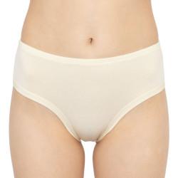 Dámské kalhotky Andrie žluté (PS 2658c)