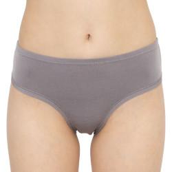 Dámské kalhotky Andrie šedé (PS 2658d)