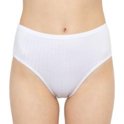 Dámské kalhotky Andrie nadrozměr bílé (PS 2621f)