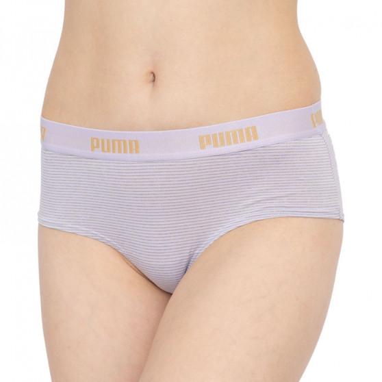 2PACK dámské kalhotky Puma fialkové (503011001 014)