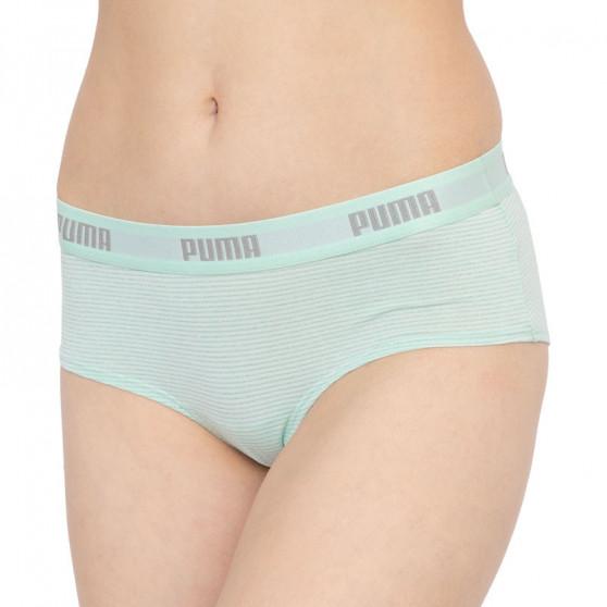 2PACK dámské kalhotky Puma zelenkavé (503011001 010)