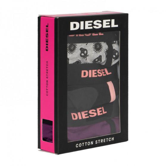 3PACK Dámské kalhotky Diesel vícebarevné (00SQZS-0TAYI-E5069)