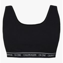 Dámská podprsenka CK ONE nadrozměr černá (QF5950E-001)