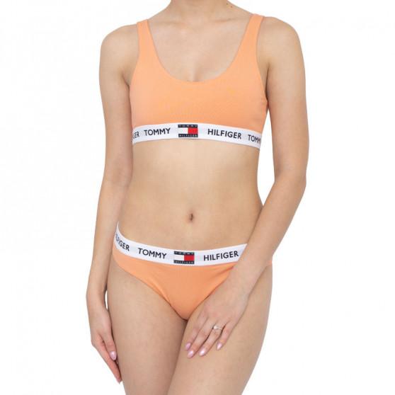 Dámské kalhotky Tommy Hilfiger oranžové (UW0UW02193 TD9)