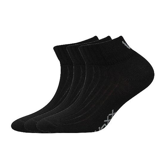 3PACK ponožky VoXX černé (Setra)