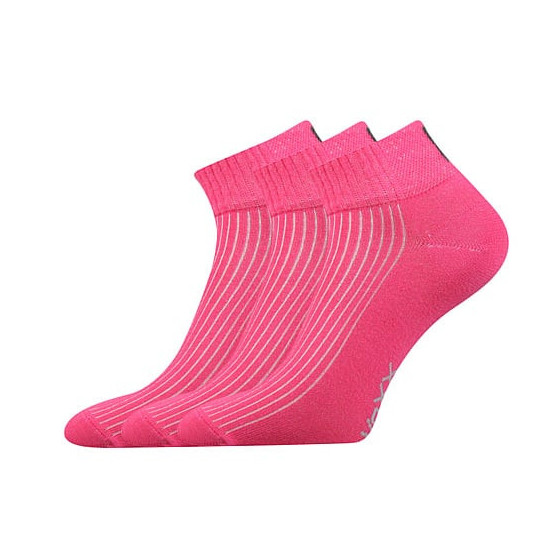 3PACK ponožky VoXX růžová (Setra)