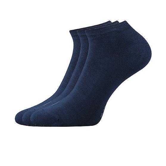 3PACK ponožky Lonka tm.modré (Desi)