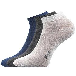 3PACK ponožky Boma vícebarevné (Hoho)