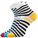 3PACK ponožky VoXX vícebarevné (Twigi mix B)