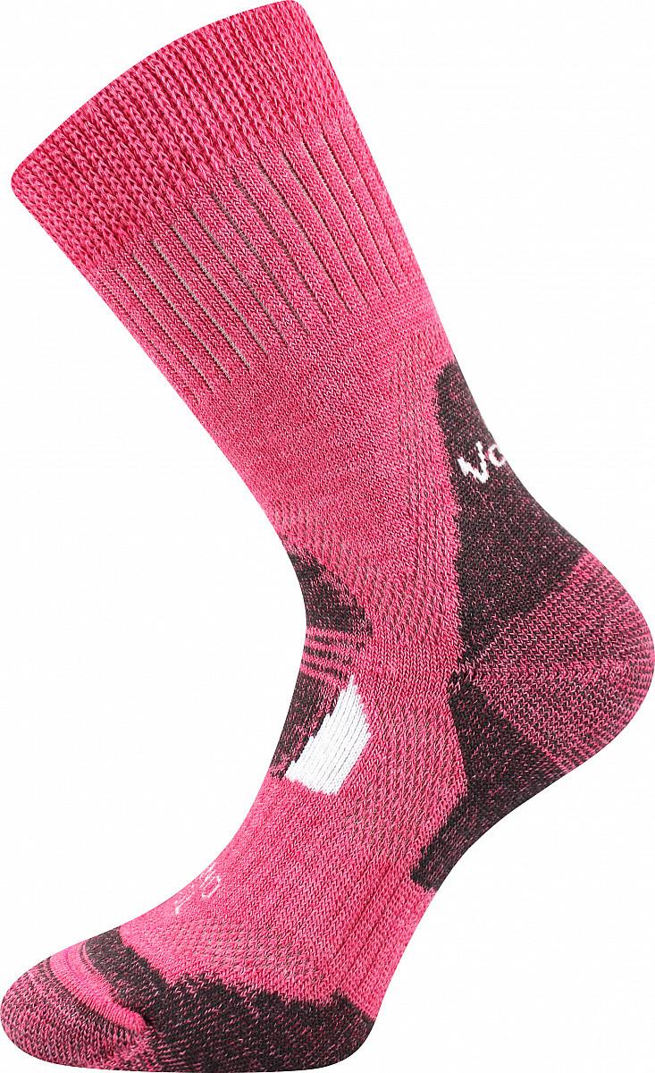 Ponožky Voxx růžové (Stabil) L