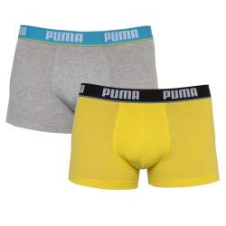 2PACK pánské boxerky Puma vícebarevné (521025001 006)
