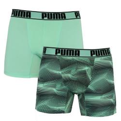 2PACK pánské boxerky Puma sportovní vícebarevné (501010001 003)