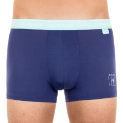 Pánské boxerky CK ONE modré (NB2327A-KB7)