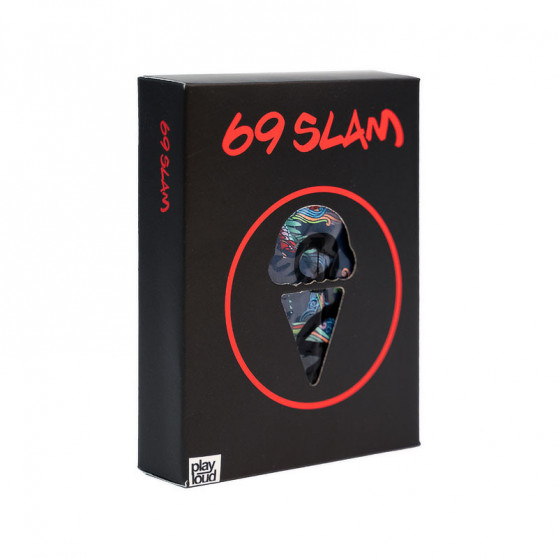 Pánské Boxerky 69SLAM fit polaroids