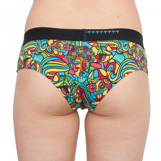 Dámské kalhotky 69SLAM boxer cubism mock