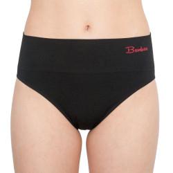 Dámské bambusové kalhotky Gina černé (00042)