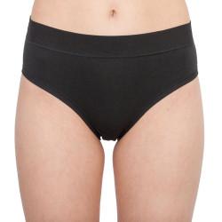 Dámské kalhotky Gina černé (16129)