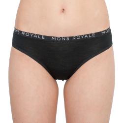 Dámské kalhotky Mons Royale černé (100044-1016-001)
