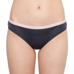 Dámské kalhotky Mons Royale tmavě šedá (100044-1016-107)