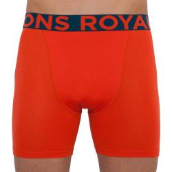 Pánské boxerky Mons Royale oranžové (100088-1076-122)