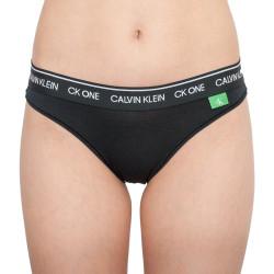 Dámské kalhotky CK ONE černé (QF5940E-001)