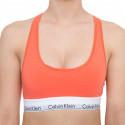 Dámská podprsenka Calvin Klein oranžová (F3785E-GPT)