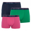 3PACK pánské boxerky Tommy Hilfiger vícebarevné (1U87903842 0T2)