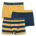 3PACK pánské boxerky Gant vícebarevné (902013203-706)