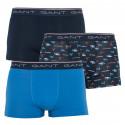 3PACK pánské boxerky Gant vícebarevné (902013253-410)
