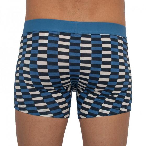2PACK pánské boxerky Levis modré (905033001 003)