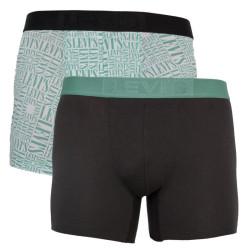 2PACK pánské boxerky Levis vícebarevné (905022001 001)