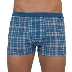 Pánské boxerky Andrie modré (PS 5257 B)