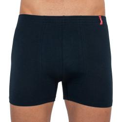 Pánské boxerky Andrie tmavě modré nadrozměr (PS 5260 A)