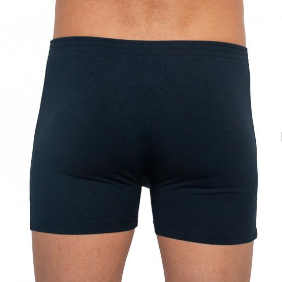 Pánské boxerky Andrie tmavě modré (PS 5260 A)