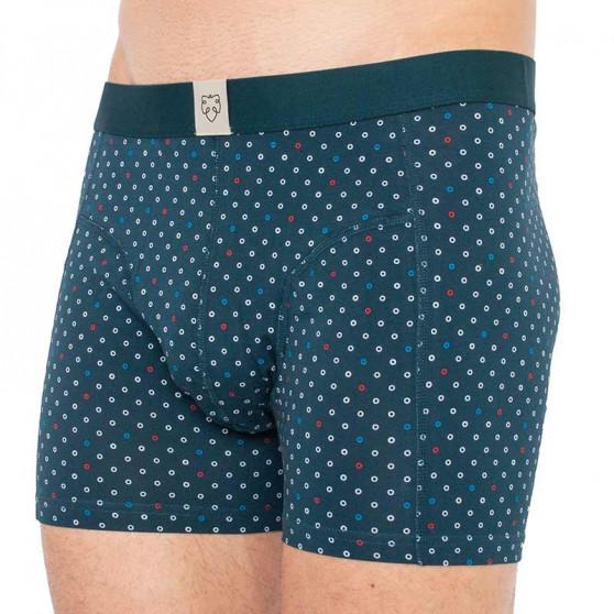 Pánské boxerky A-dam modré (KOEN)