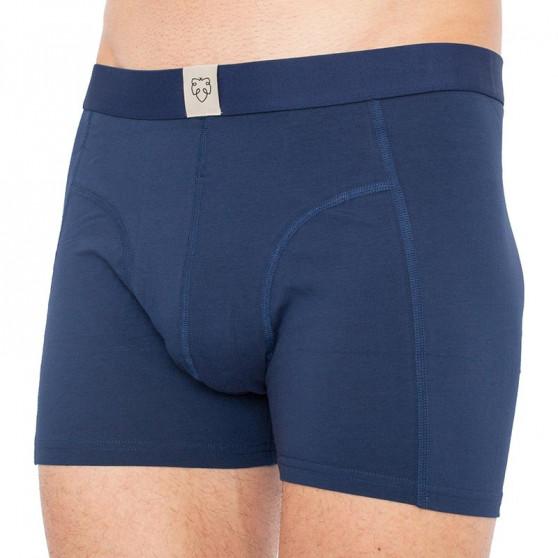 Pánské boxerky A-dam modré (HARM)
