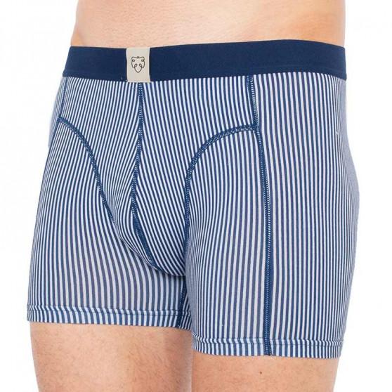 Pánské boxerky A-dam modré (BERTUS)
