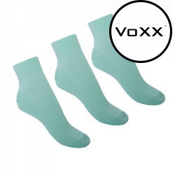 3PACK ponožky Voxx mentolová (Setra)